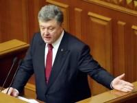 Порошенко за Конституцията: Особен статут за Донбас не се предвижда