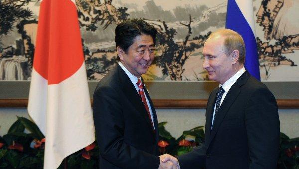 Путин може да се срещне с японския премиер на срещата на Г-20