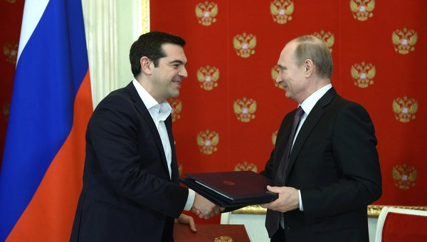 Анализатор: Гърция ще се сближи с Русия след излизането от еврозоната