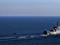 Кораби от ВМФ на РФ проведоха учения с използване на свръхзвукови ракети