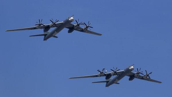 The Washington Free Beacon: Американски военни се изплашиха от поздрав на руски пилоти