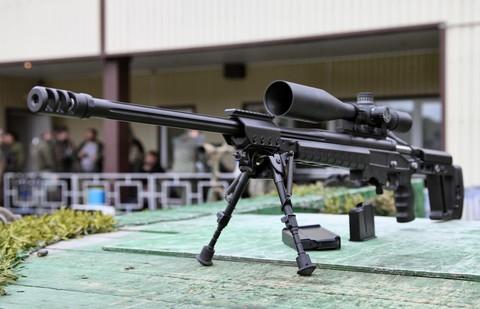 Новият снайпер на руската армия –  Т-5000М