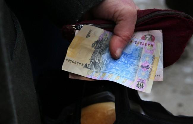 Бедните в Украйна са 6 пъти повече от началото на кризата