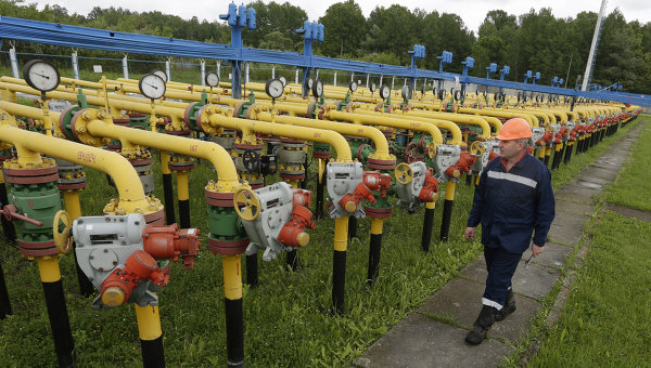 Укртрансгаз: От 1 юли Украйна ще внася газ само от Словакия