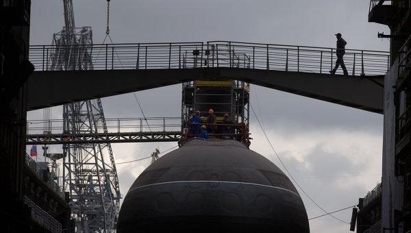 Черноморският флот на РФ се сдоби с най-безшумната подводница
