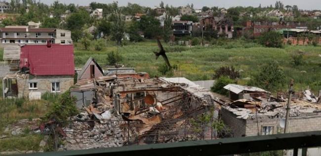 Украинските военни мародерстват в Широкино