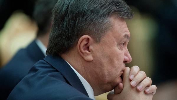 Янукович призова да се проведе референдум за статута на Донбас