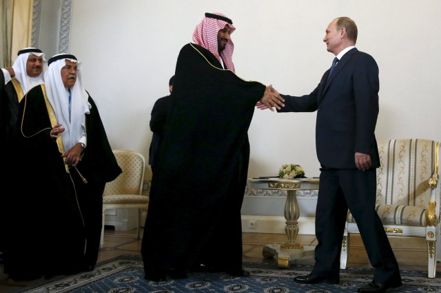 Саудитска Арабия ще инвестира $10 милиарда в проекти в Русия
