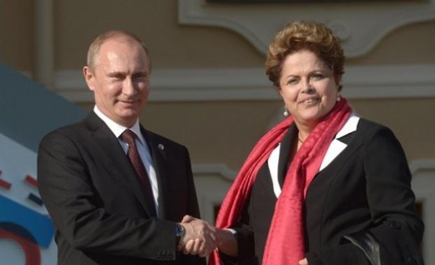 Русеф: Благодарна съм на Русия за БРИКС