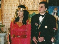 Джуна и Вахтанг на светско събитие