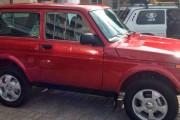 Появиха се първите снимки на Lada 4×4 Elbrus Edition
