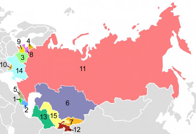 Русия преразглежда законността на Балтийската независимост от 1991 г.