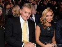 Руският президентски говорител се жени след елегантно ухажване