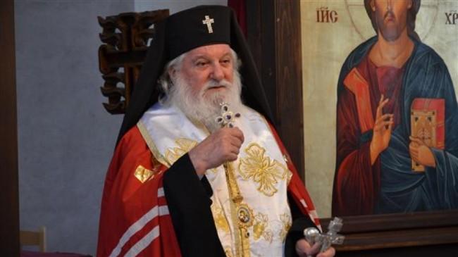 Видинският митрополит Дометиан ще представлява нашата Църква на тържествата в Москва по повод 1000-годишнината от успението на св. княз Владимир