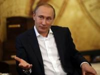 5 причини популярността на Путин да расте