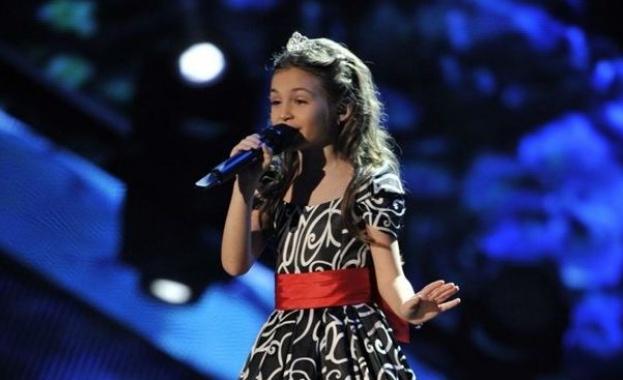 Крисия може да пее пред Путин