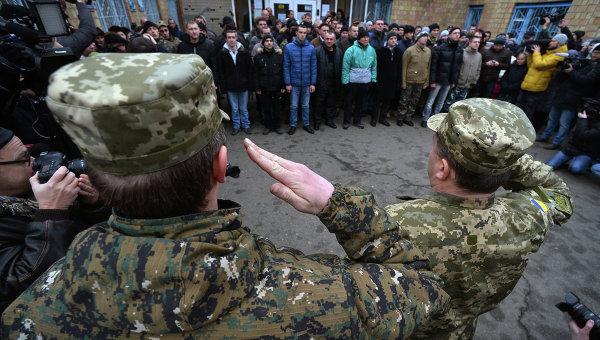 В Украйна организират лов на призивници