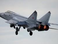 Изтребители-прехващачи МиГ-31БМ с уникално постижение