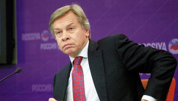 Пушков за думите на Яценюк: Какъвто премиерът – такъв и сценарият