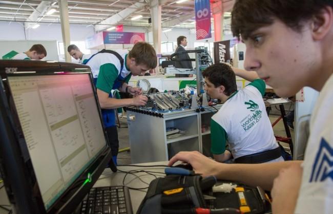 Русия ще е домакин на световния шампионат по професионални умения WorldSkills