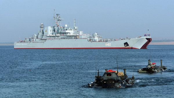 САЩ и Украйна започнаха съвместни военноморски учения в Черно море