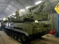"""В Русия създават нов зенитен ракетен комплекс """"Бук"""""""