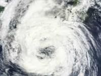 "Тайфунът ""Гони"" остави 2500 души без ток в руския град Усурийск"