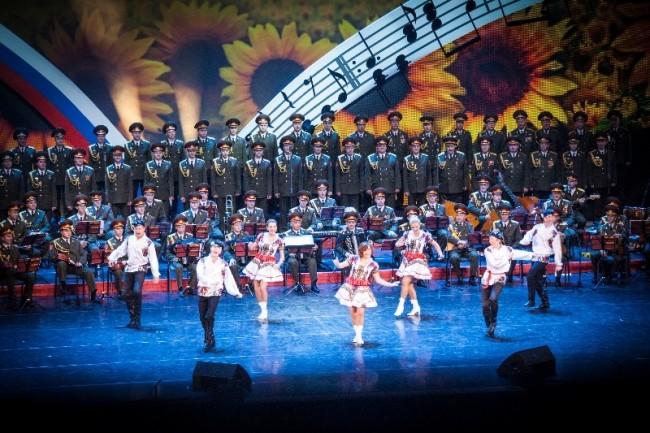 """Академичният ансамбъл за песни и танци на Руската Армия """"А.В. Александров"""" идва в София"""