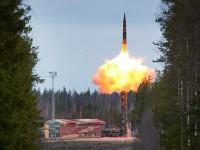 """Русия е направила успешно изпитание на балистична ракета """"Топол"""""""