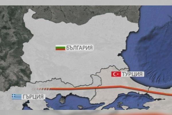 """Анкара изпрати на Москва проект на споразумението за """"Турски поток"""""""