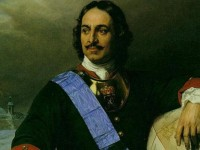 Петър I става цар на Русия
