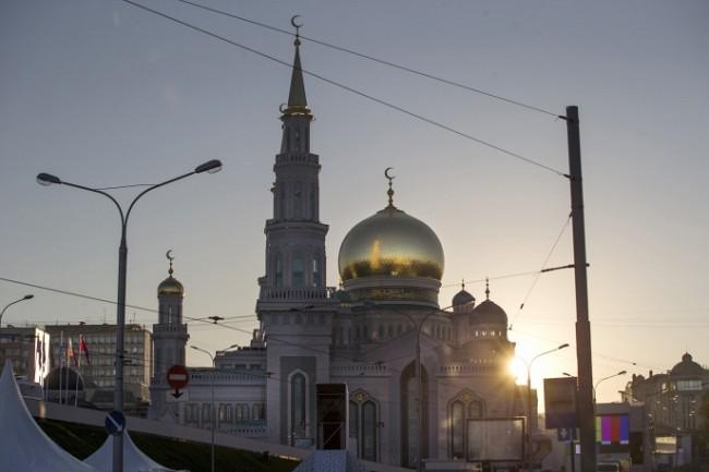 В Москва бе открита най-голямата джамия в Европа