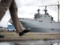 """Франция ще загуби 250 млн. евро от препродажбата на """"Мистрал""""-ите на Египет"""