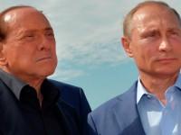 Берлускони: Путин е пръв сред световните лидери