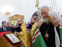 """Патриарх Кирил: """"Цветните революции"""" не носят обещаната свобода"""