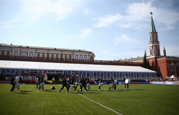 Кремъл футбол