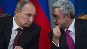 Русия дава $200 млн. за въоръжаване на арменската армия