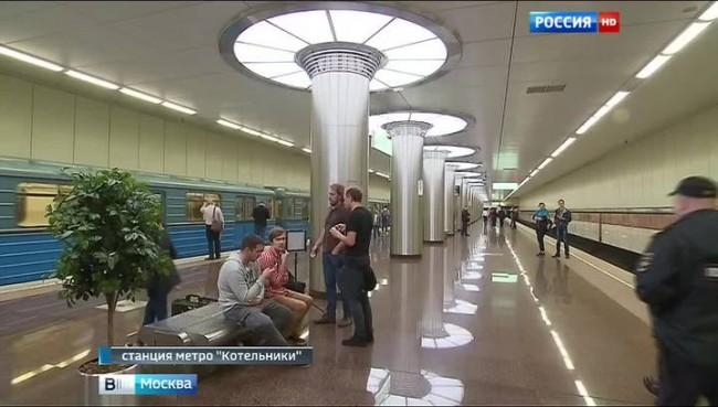 Московското метро е една от най-красивите транспортни мрежи в света