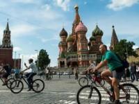 Москва на две колела: веломаршрут по централната крайбрежна улица
