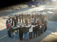 Добрите традиции на бригадирското движение в Русия и България