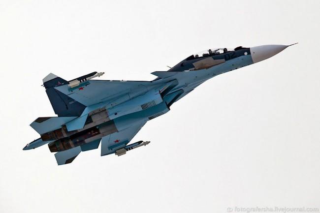 През изминалото денонощие руската авиация извърши 55 полета в Сирия и нанесе удари срещу 53 обекта на ИД