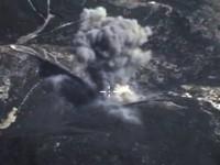 ВКС на РФ унищожиха свързочен възел на ИД в Хомс и команден пункт на терористите в провинция Хама