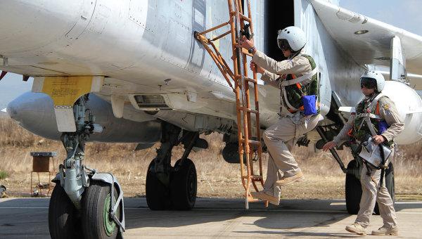 ВКС на РФ са нанесли 6 удара по замаскирана база на терористите в Идлиб