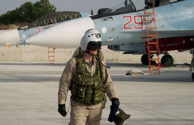 МО на РФ: За един месец авиогрупата на ВКС на РФ е унищожила над 1,6 хил. обекта на ИД в Сирия