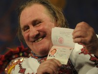 Депардийо обожава руския си паспорт и мечтае за квартира в Москва
