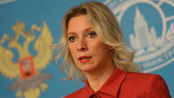 """Захарова: САЩ, ругаейки РФ, искат """"да скочат на крилото"""" на изтребителите й"""