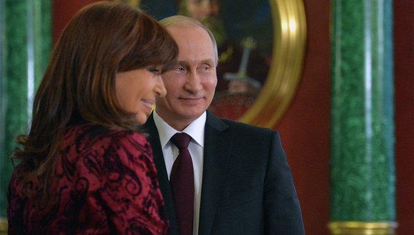 Кирхнер: Путин помага за разрешаване на ситуацията в Близкия изток