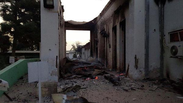 МВнР на Русия решително осъди въздушния удар на ВВС на САЩ по болницата в Кундуз