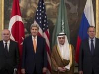 Лавров за разрешаването на сирийската криза: Основата вече си очертава