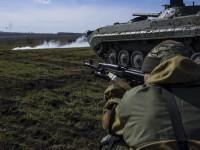 ЛНР: Оттеглянето на военната техника ще започне на 3 октомври и ще се проведе в два етапа